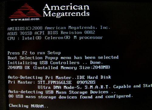 BIOSバージョン0802でFPM16GLSEを認識