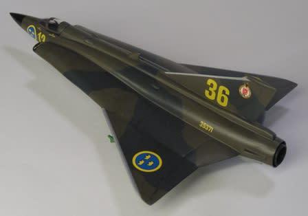 サーブ35 ドラケン サーブ35 ... サーブ 35 ドラケン - Saab 35 Drake