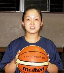 <b>安達 まどか</b>(№12) - チャレンジ!おおいた国体 バスケットボール競技