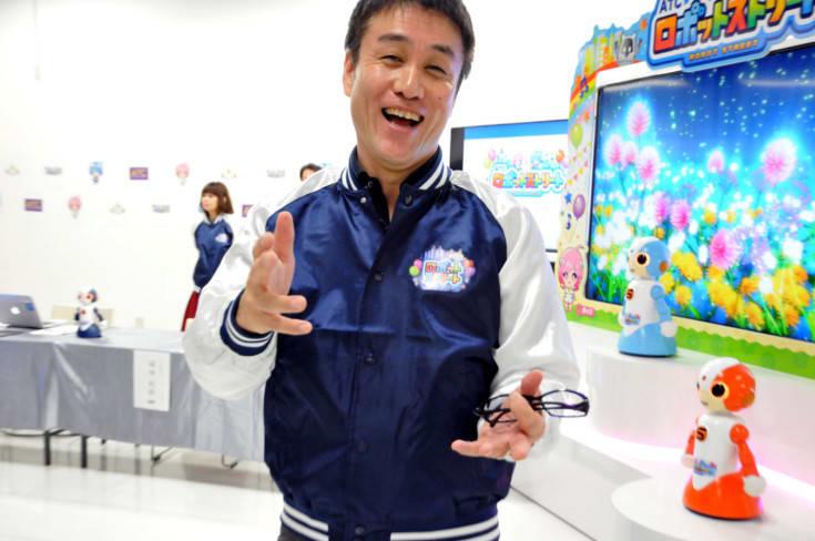 株式会社タスカケル 足立靖 取締役