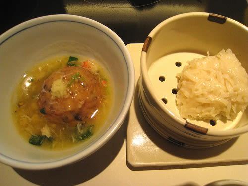 飛竜頭・豆腐しゅうまい