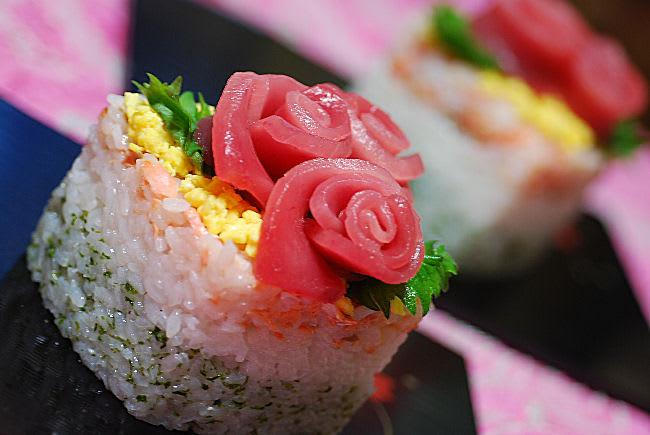 Arte em sushi 1cd81341144c8303f7905f55e65fd3af