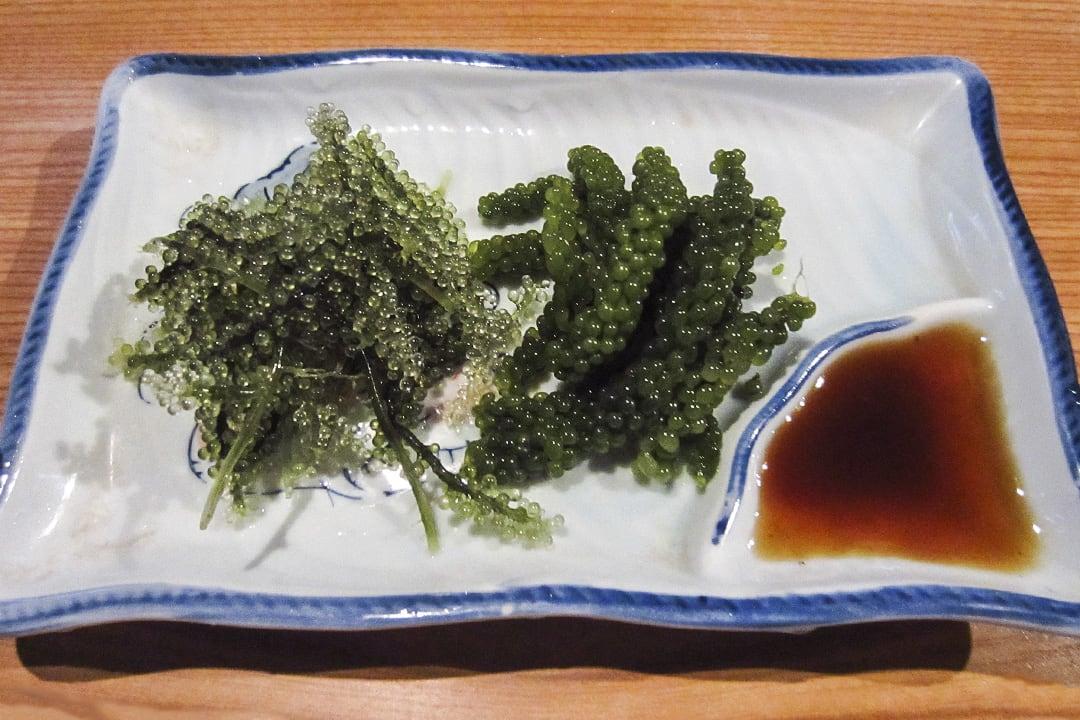 海ぶどう レシピ 丼