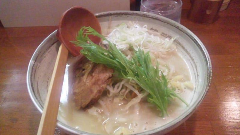 麺処おかじ  ( <br />  神保町 )