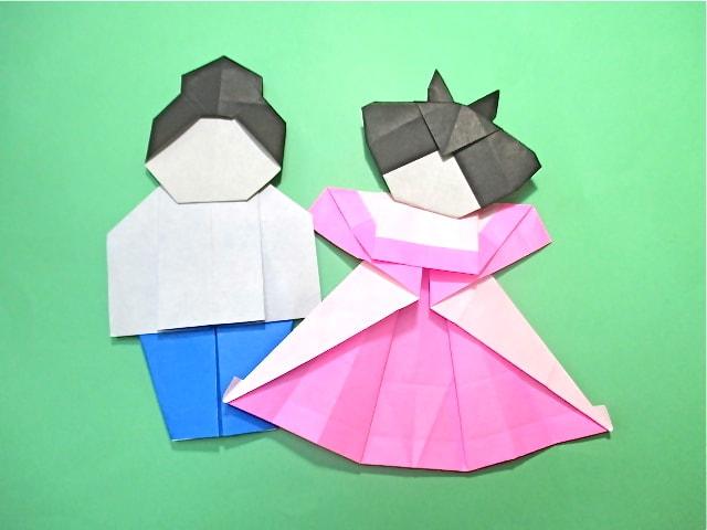 ハート 折り紙 : 七夕の折り紙 折り方 : blog.goo.ne.jp