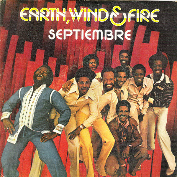 earth, wind and fire september - photo #12