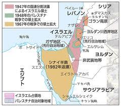 パレスチナ問題 - ガリバー通信