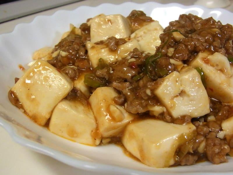 05月27日 麻婆豆腐