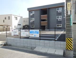 3階建アパート