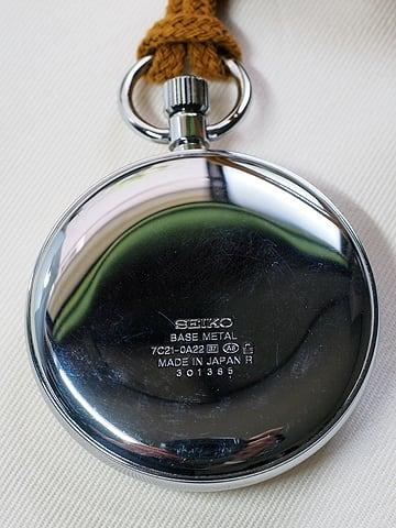 無垢の黒檀で鉄道時計(懐中時計)スタンドを作っ …