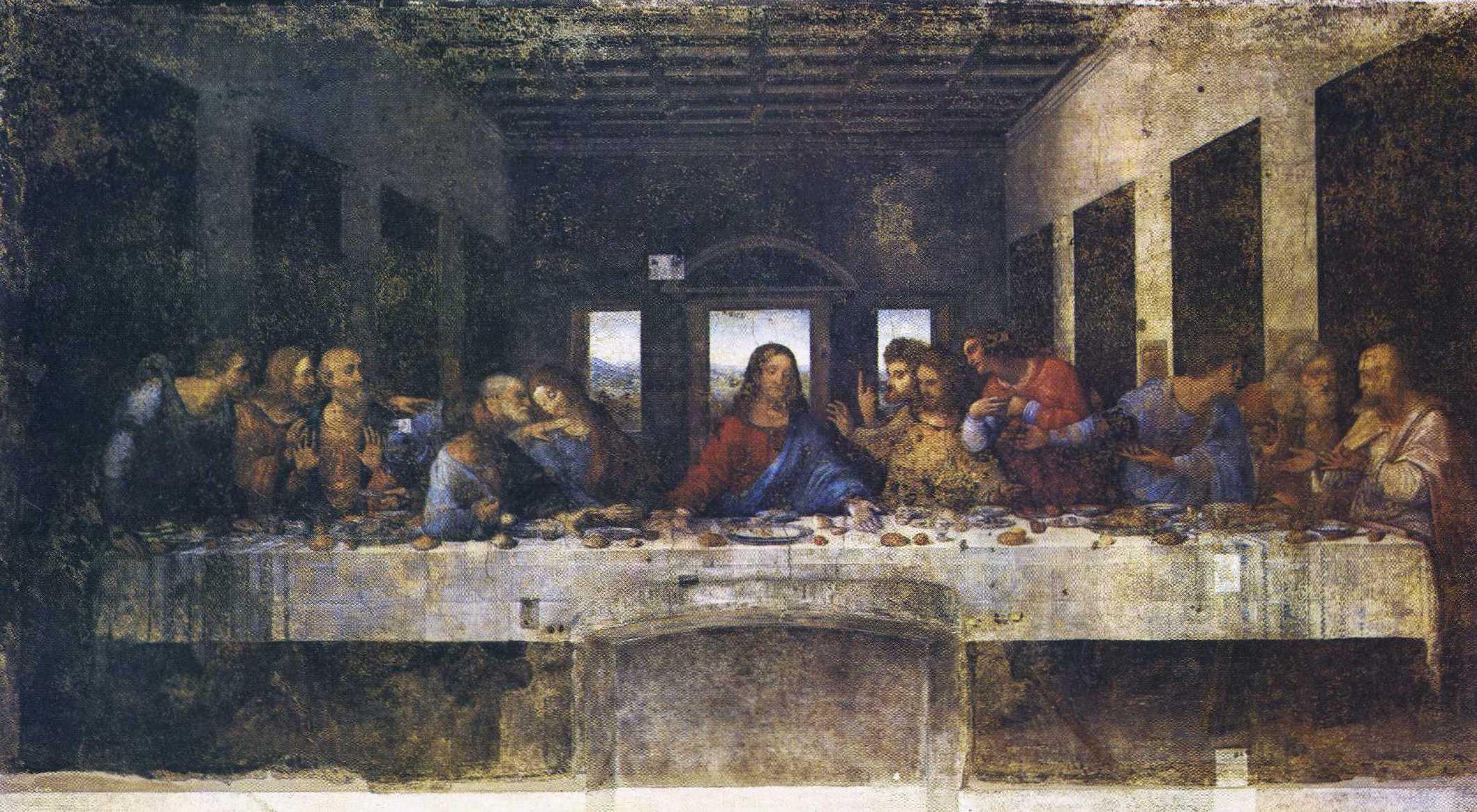最後の晩餐 (レオナルド)の画像 p1_39