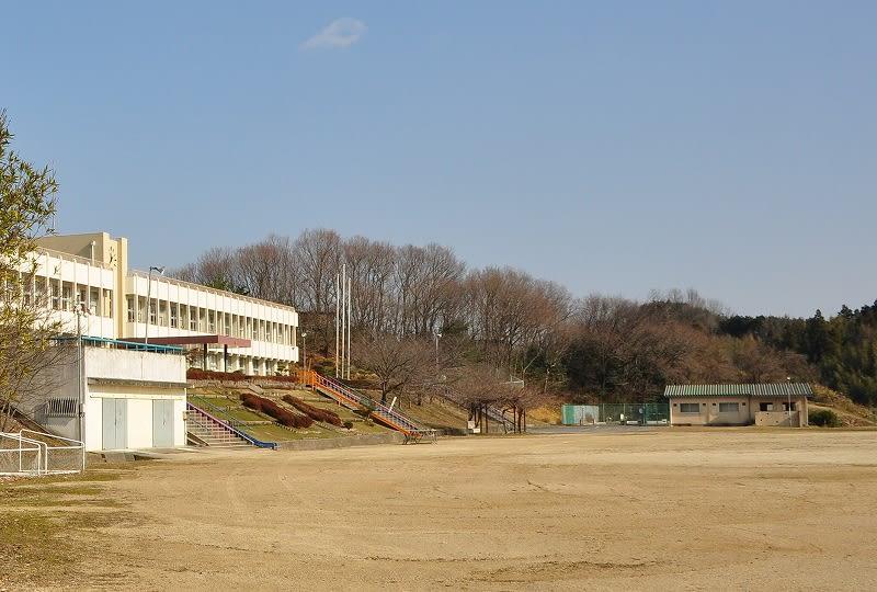 北宇智小学校