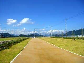 松浜地区埋立地(糸碕神社前)