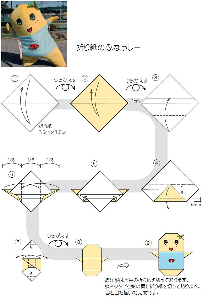 すべての折り紙 折り紙 テレビ : 分解してレシピをつくりました ...