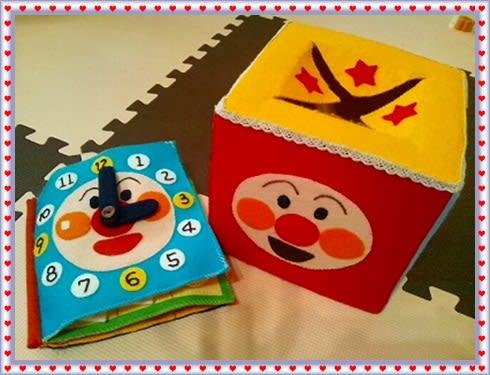 アンパンマンの手作りおもちゃ ... : 幼児手作りおもちゃペットボトル : 幼児