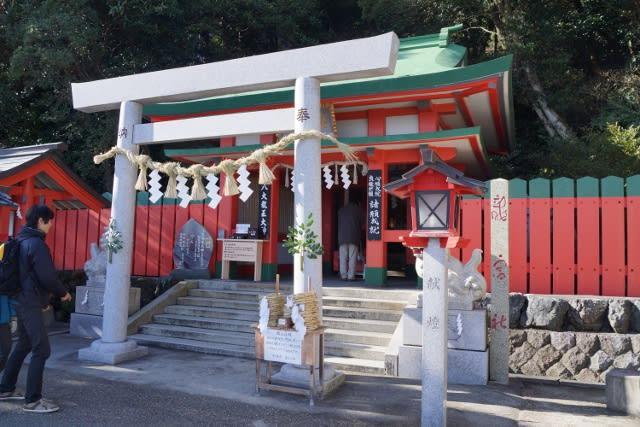 二見龍宮社、伊勢朝熊山に行ってきました〜(^^)