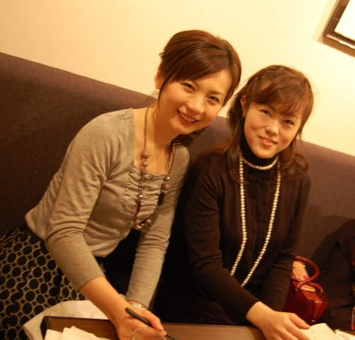 ランチ会のゲストは三瓶京子さんと<b>赤崎加林</b>さんっ! - トミーの