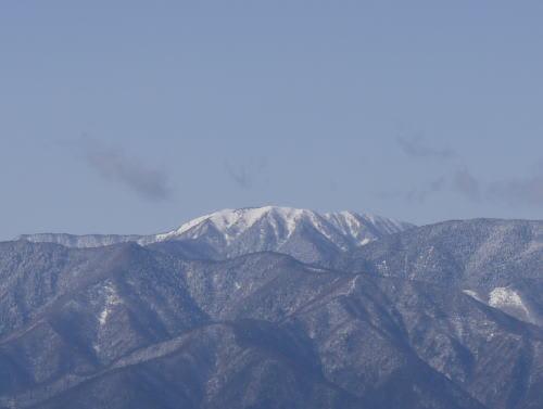 大滝山 2011/1/28