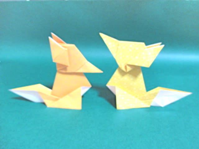 折り紙 狐 折り方動画 - 創作 ... : 折り紙 ポチ袋 : すべての折り紙