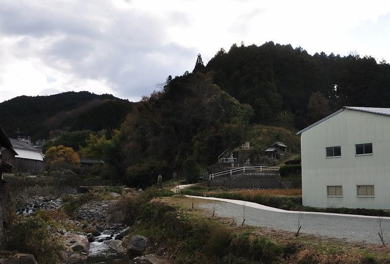 高田袋谷墓山