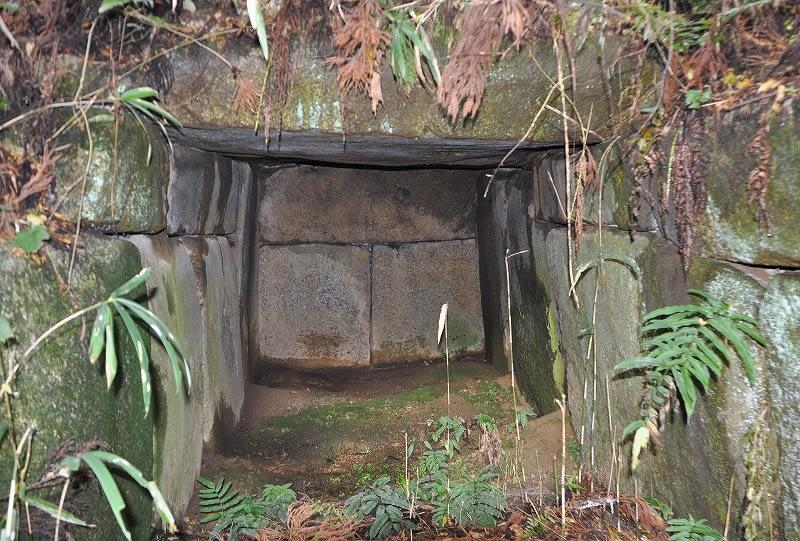 塚ノ平古墳石室