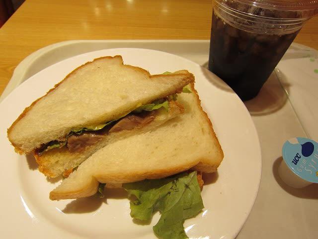 クロックムッシュセットB(照り焼きチキン&チーズ)