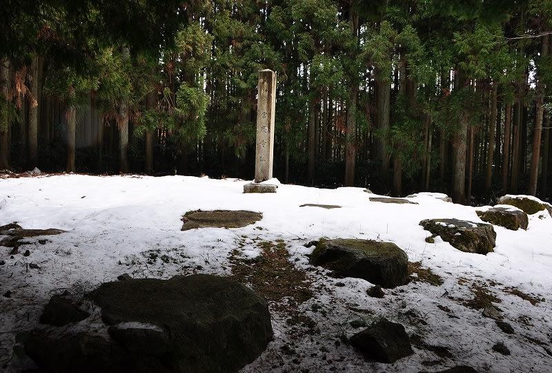 高宮廃寺金堂跡