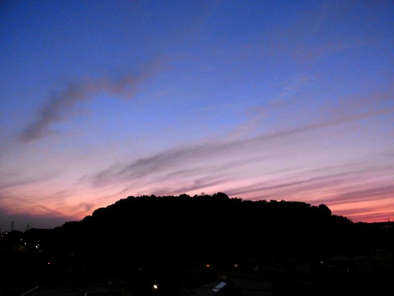 09月22日 青い根岸台