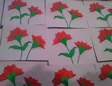 ハート 折り紙 高齢者 折り紙 : blog.goo.ne.jp