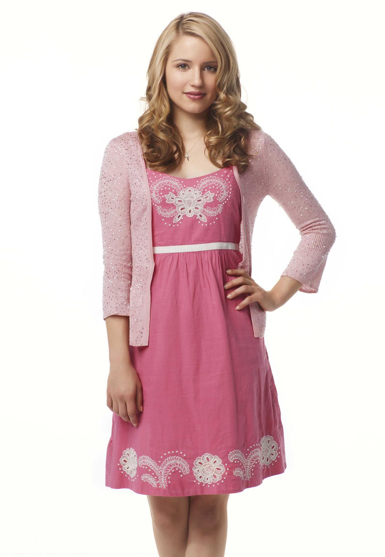 Dianna Agron - Glee Season 1 Promotional ImagesDianna Agron Glee Season 1