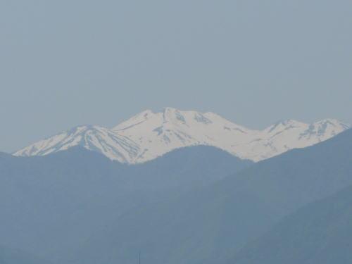 乗鞍岳 2008/5/27