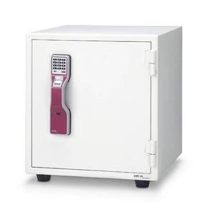 エーコー 耐火金庫 指紋照合式 MSFE-WR 55kg 【代金引換可能】【時間指定可能】
