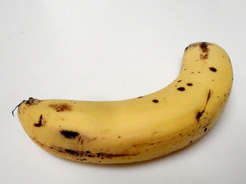 08月25日 バナナ