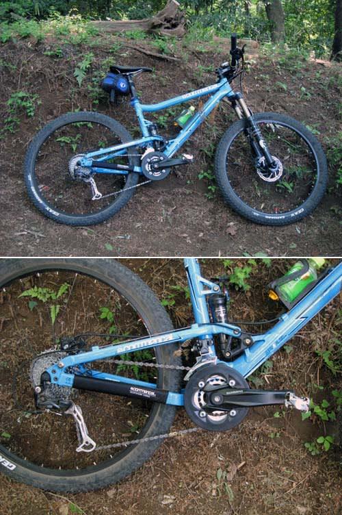 MTB - komezouの写真と自転車生活