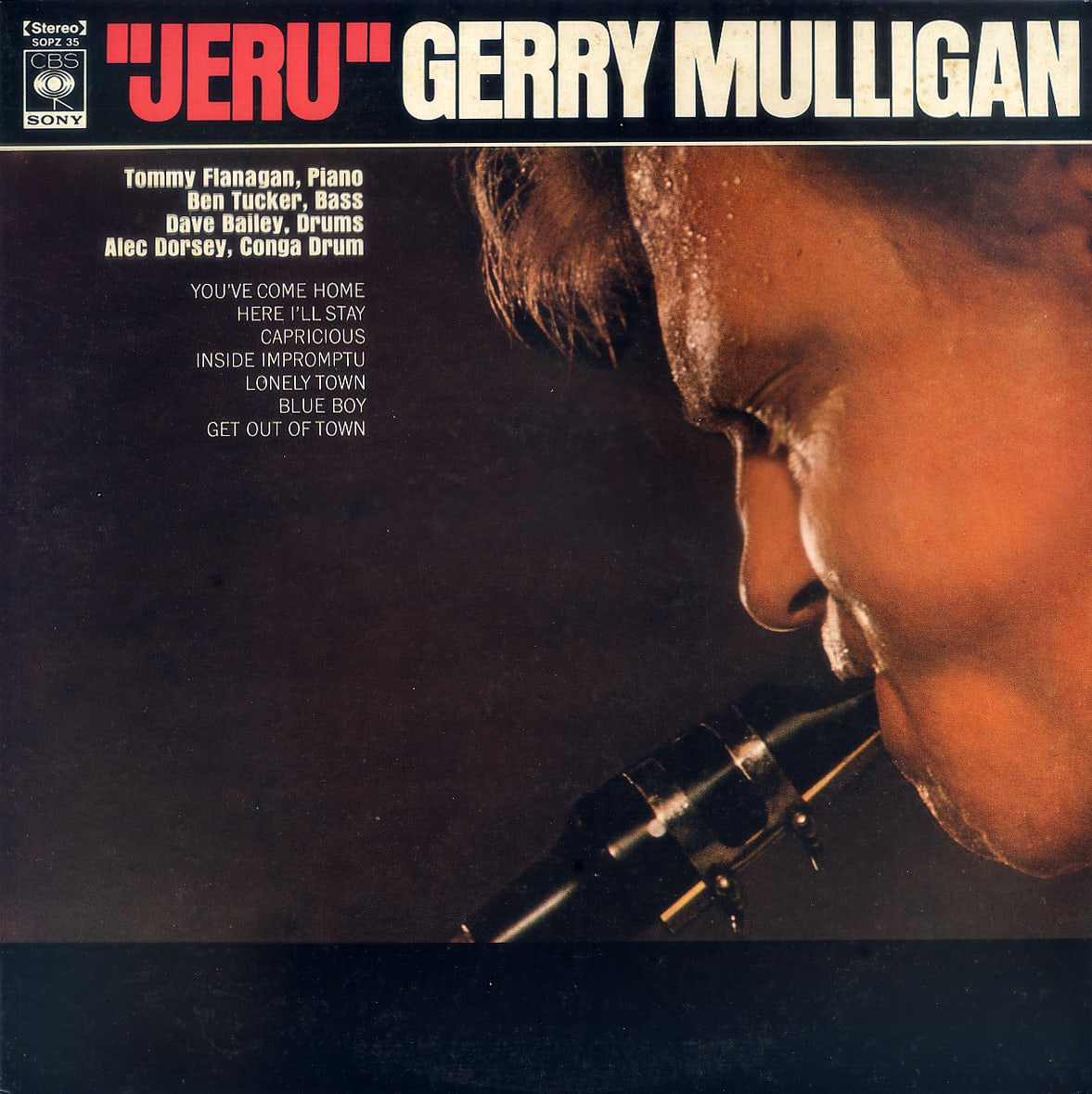 Gerry Mulligan Jeru