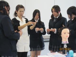 青藍泰斗高等学校