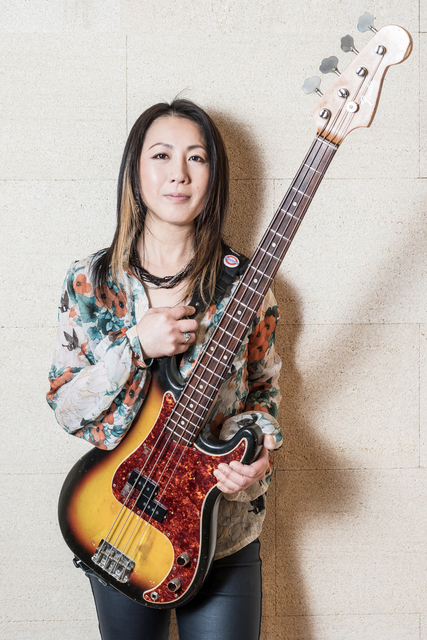 naoko-on-bass