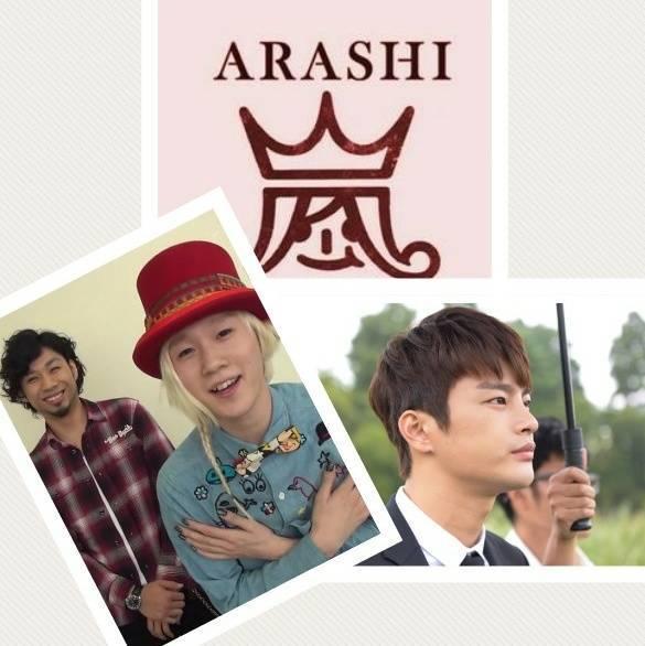 pocky-arashi