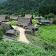 五箇山・菅沼集落を散策