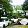 2017蓼科湖畔キャンプ5日間