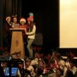 しー子の学校のクリスマスコンサート。