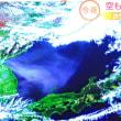 5/25 森田さんの 日本海のモヤモヤは黄砂