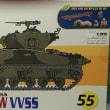 No.27 cyber-hobby 1/35 M4A1(76)W 1