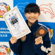 JSCAブロック対抗水泳競技大会 入賞!