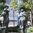 札幌市北区北7西1の彫刻
