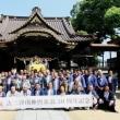 古三津南神輿 新調30周年記念