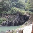 24.高千穂峡の点描
