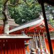 山城の神社・・・宇治市五ヶ庄古川・許波多神社(こはたじんじゃ)