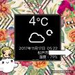 ☆ついに~!5℃以下~!!さむ!☆
