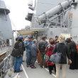 平成30年度 千葉市遺族会 海上自衛隊艦艇見学と横須賀軍港めぐりの旅